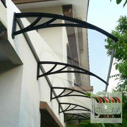 سایبان پلی کربنات پنجره ای