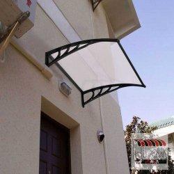 سایبان پلی کربنات برای درب