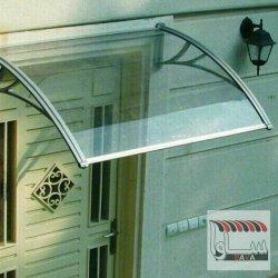 سایبان های پلی کربنات درب