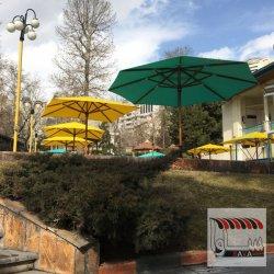 سایبان چتری قطر 2.70 × 2.70