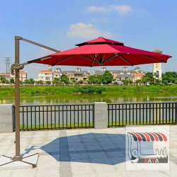 سایبان چتری قطر 2 × 2
